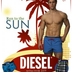 Men's Undewear Store – New Diesel Swimwear