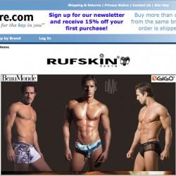 A Boy Store – New Underwear Site