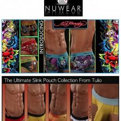 NuWear – Ed Hardy and Tulio