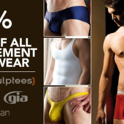 10 Percent – 15% off All Enhancement Underwear
