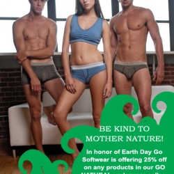 Go Softwear – Earth Day Sale
