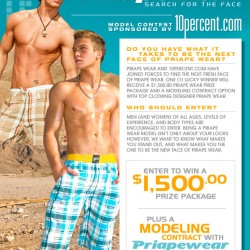 10 Percent – PraipeWear contest and 25% off