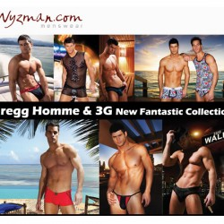Wyzman – New Gregg Homme and 3G