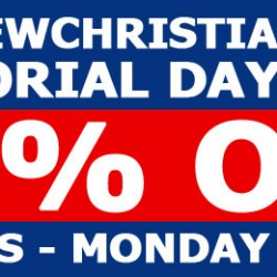Andrew Christian – Memorial Day Sale!