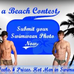 JockBoyLocker – Life's a Beach Contest