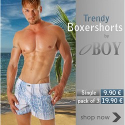 Oboy – Fashion Boxers