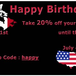 Wyzman – Birthday Sales