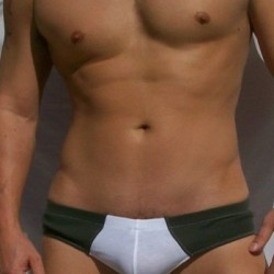 Underwear of the Week -WildmanT Low Cut Bikini with C-Ring