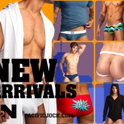 Pacific Jock – New Arrivals from N2N and Rufskin