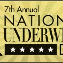 Happy National Underwear Day!