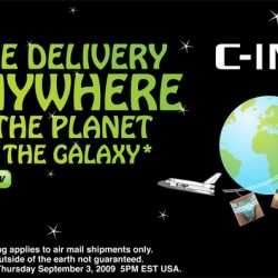 FREE C-IN2 Shipping ANYWHERE in the Galaxy