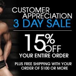 10 Percent.com is having a Customer Appreciation Sale