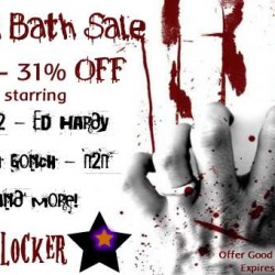 JockBoyLocker.com Halloween Savings
