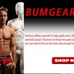 Introducing Bumgear, the mesh seethrough collection at Wyzman
