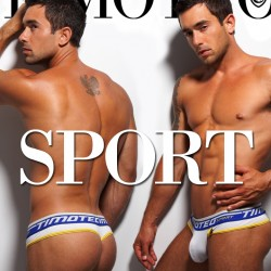 New Timoteo Sport Thong