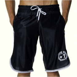 Review: Andrew Christian Varsity Laurel Training Shorts (Black) Review