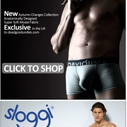 New Obviously for men Autumn Changes plus new style Sloggi