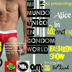Mundo Unico Fashion Show in San Juan