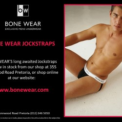 Bone Wear Jocks are Here!