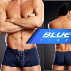 Blue Line – Affordable. Sexy. Fun at His Trunks