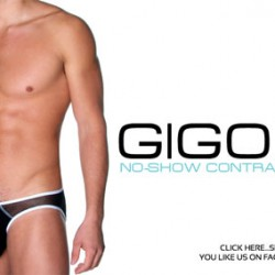Andrew Christian Gigolo No-Show Contrast Brief – Just $23