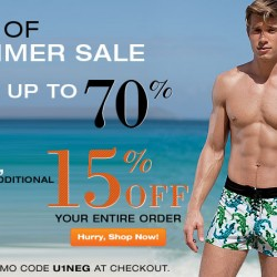 UnderGear End of Summer Sale