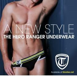 New Style: Timoteo Hero Ranger
