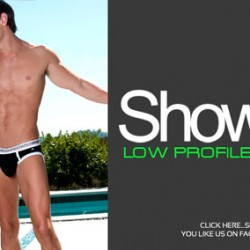 Andrew Christian Show-It Low Profile Brief
