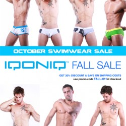Iqoniq October Swimwear Sale