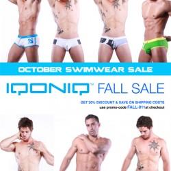 Iqoniq October Swimwear Sale