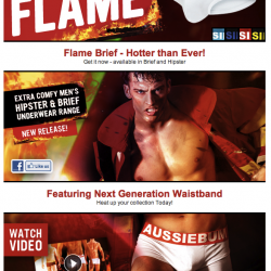 Style Brief – aussieBum Flame Brief