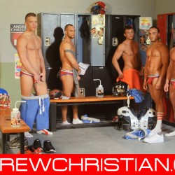 "Andrew Christian Presents: ""Locker Room Payback"" To Launch Matinee Las Vegas"