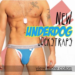 Style Brief: Marek+Richard Underdog Jock