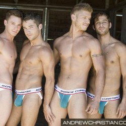 Andrew Christian-All American Farm Boys