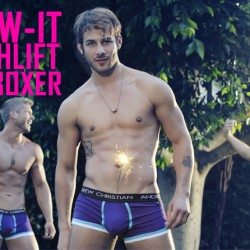 Style Brief – Andrew Christian Show-it Flashlift Boxer