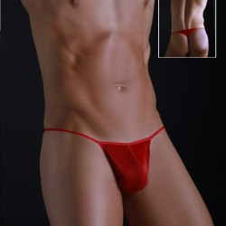 Review – Malebasics Micro Fiber V-string Thong – Ref MBL06.