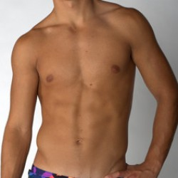 Review: Manus Mens Swim Brief- Tropical Leopard