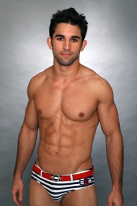 Pistol Pete Nautical Brief