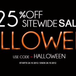 25% off Sale at Premium Underwear Store