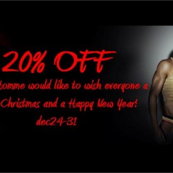 Gregg Homme 20% OFF CHRISTMAS SALE