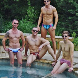 UNB 2013 Swimwear Guide