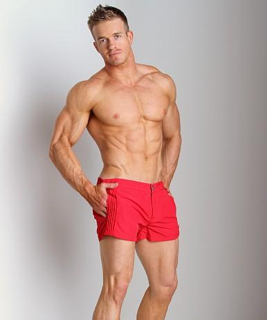 Diesel Coralrif nylon shorts
