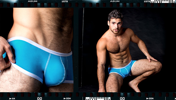 Style Brief Aussiebum Billy New Colors And Hipster