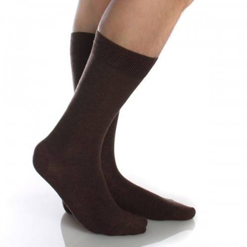 HOM Luxury Cotton Cashmere Business Socks GBP13.00