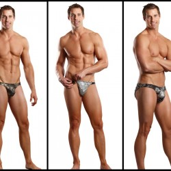 New Male Power Hologram Square and Enchanted Forrest Collections