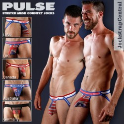 New Stretch Mesh Country Jocks at Jockstrap Central