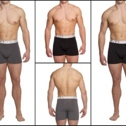 Technical Brief – Naked Underwear Silver
