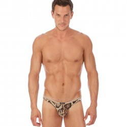 Review: Gregg Homme Snakeskin Thong
