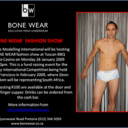 Bone Wear – Fashion Show