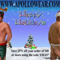 Apollo Wear – 25% off Sale